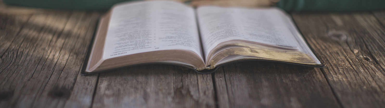 Bible Open, Ministry, Local church